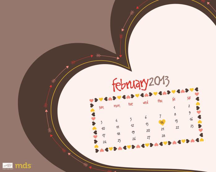 Box of Chocolates February Wallpaper - 1280x1024 pixels