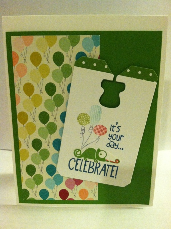 April Bailey Waltrip, Images © Stampin Up!