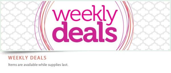 Weekly Deals Banner